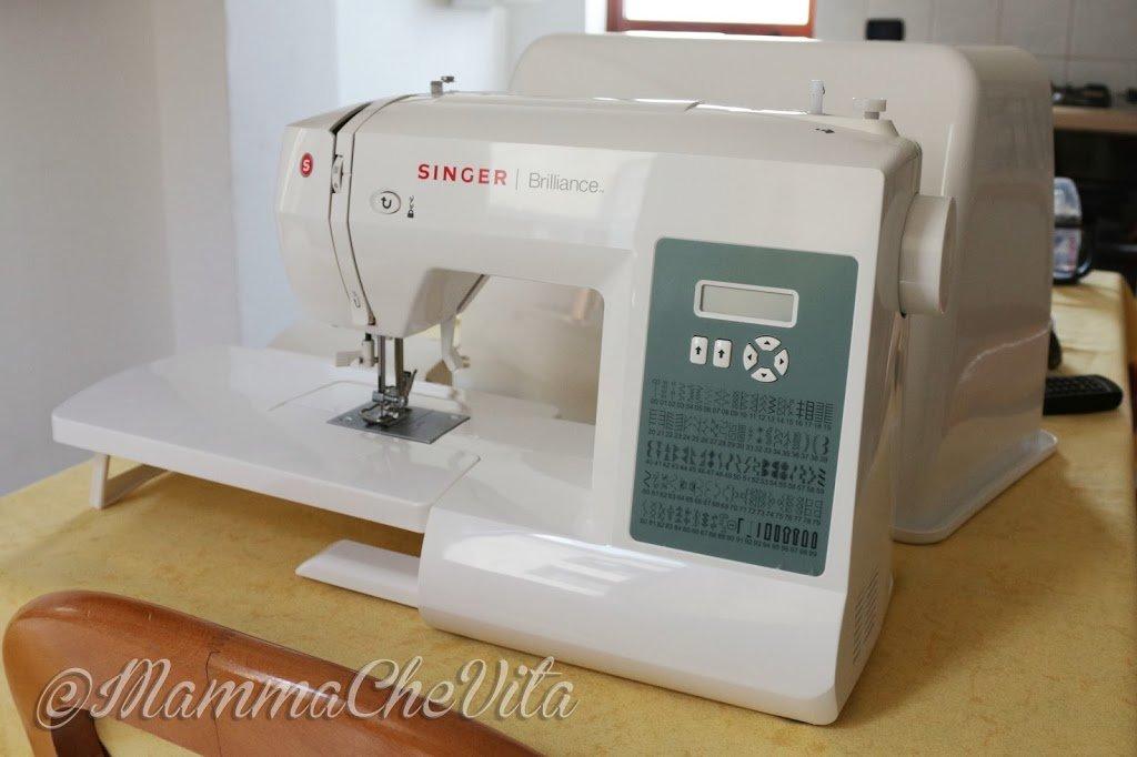 Singer Brillance 6199 macchina da cucire