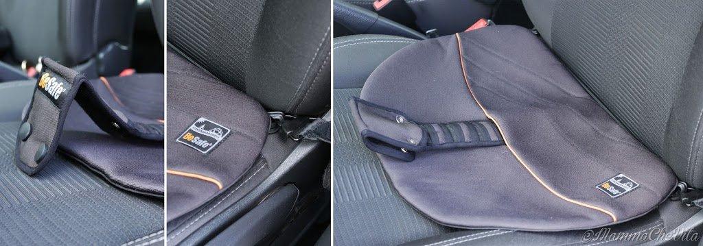 BeSafe pregnant belt cintura auto per la gravidanza attacco