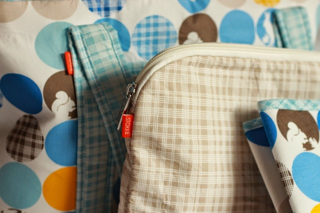 Stokke nursing bag accessori