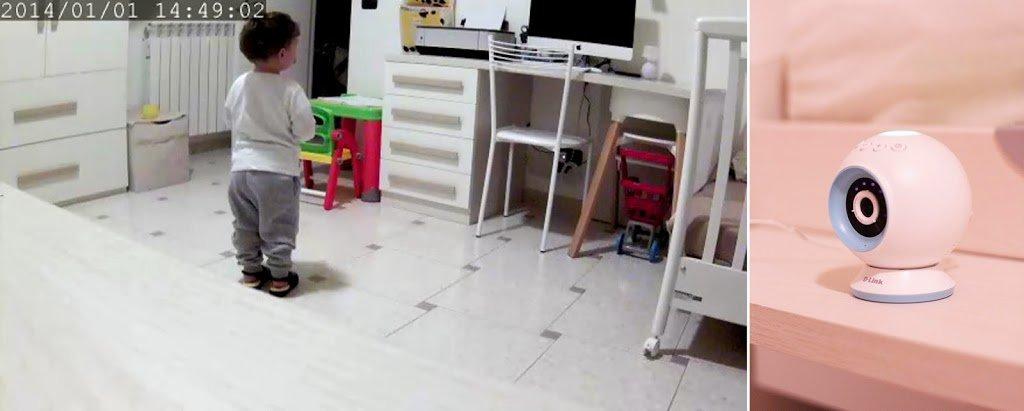 Camerata con EyeOn Baby