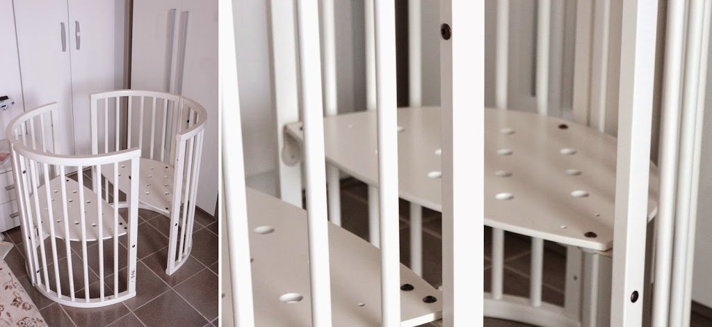 Stokke Sleepi da mini a letto