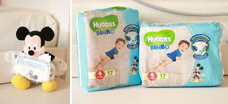 Huggies Bimbo
