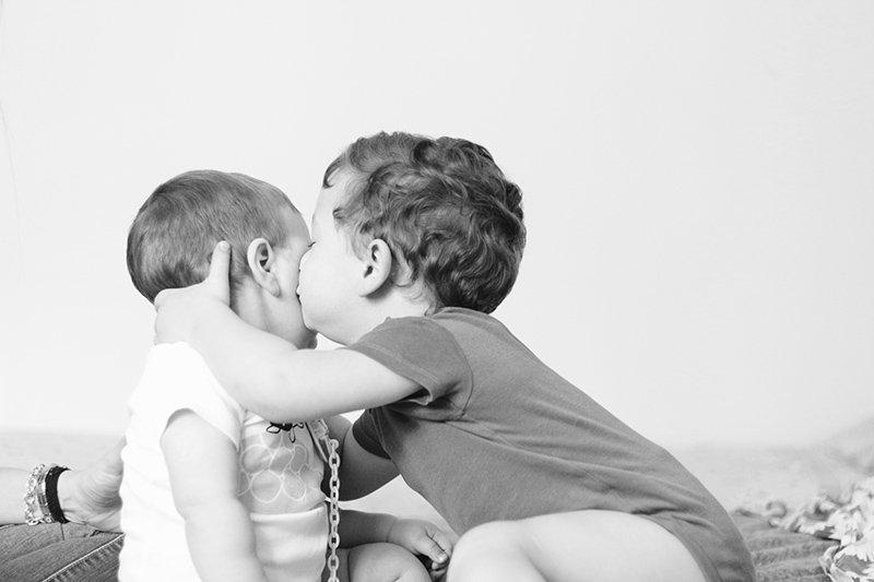 Quando nasce una mamma Vincy e Cesare