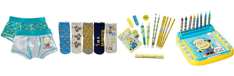 Kiabi back to school Minion