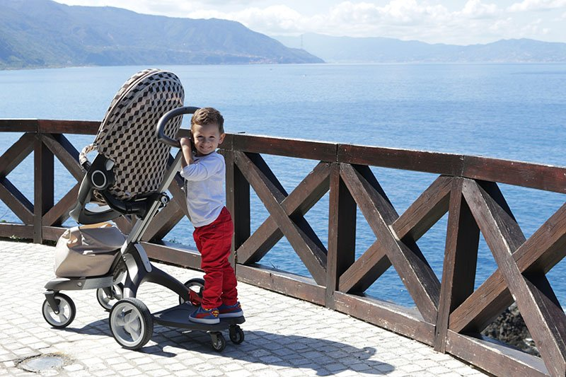 Slide Stokke on the go #stokkeonthego 2
