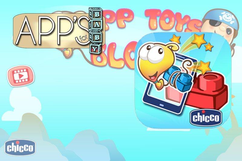 Anteprima app Chicco App Toys