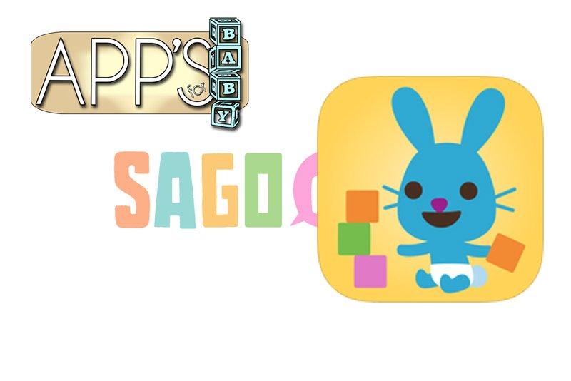 Anteprima app Sago Mini Babies