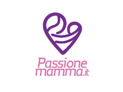 logo passione mamma