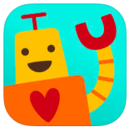 Robot Party app