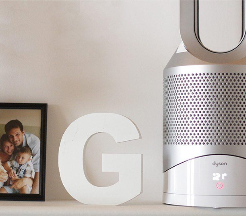 """La mamma """"casalinga"""": l'allergia agli acari e il depuratore d'aria – Dyson Pure"""
