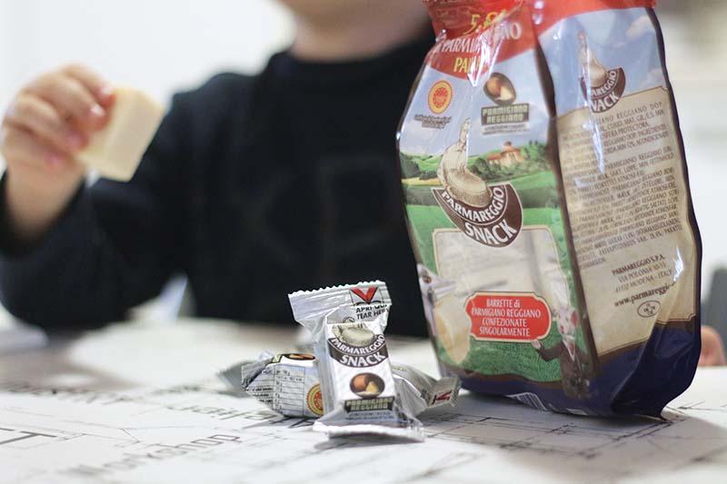 ABC della merenda snack