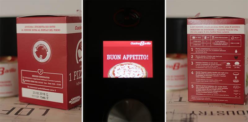 CucinaBarilla kit pizza alta preparazione