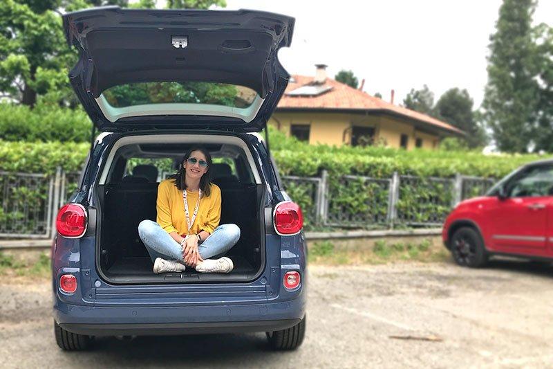 Fiat 500l Wagon La Sette Posti Compatta Per Famiglie Numerose