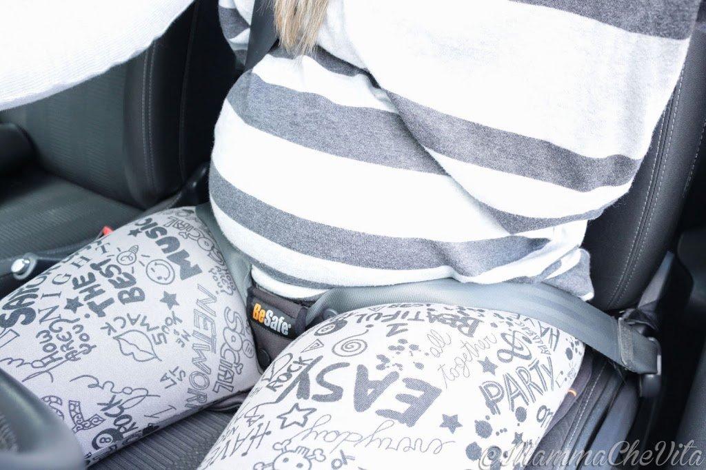 BeSafe pregnant belt cintura auto per la gravidanza