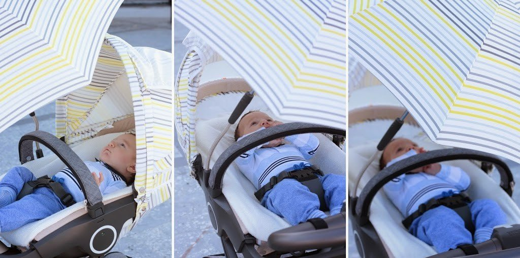 Ombrellino Stokke Summer Kit