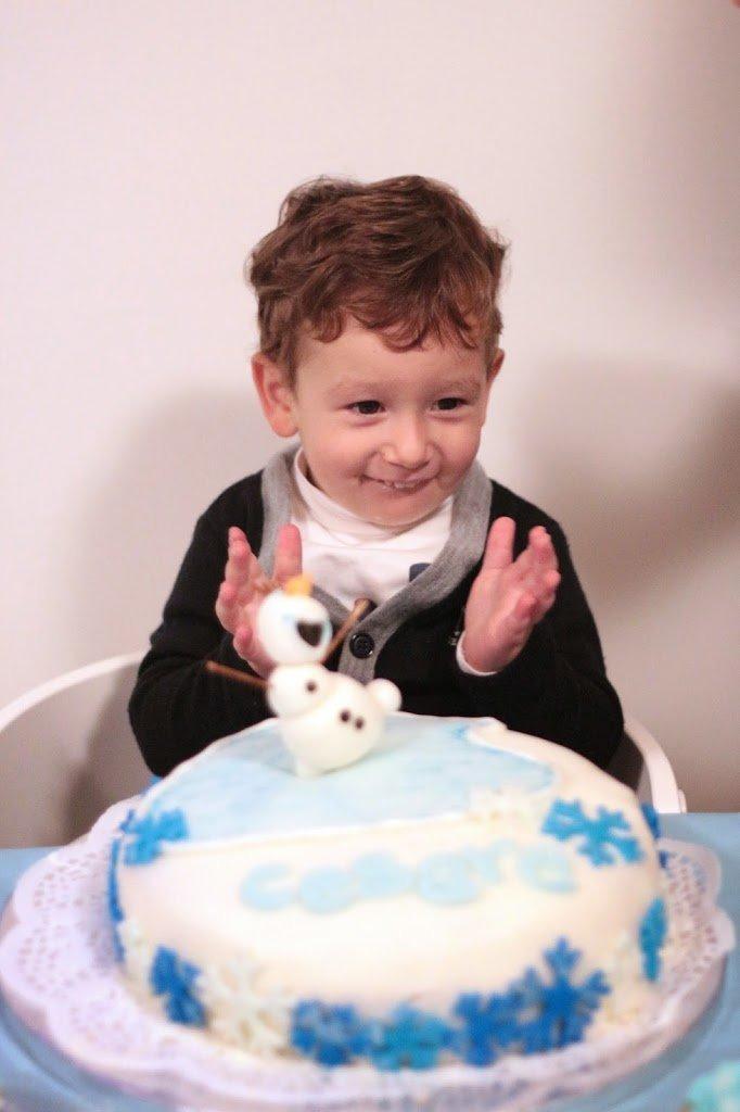 Cesare e la torta