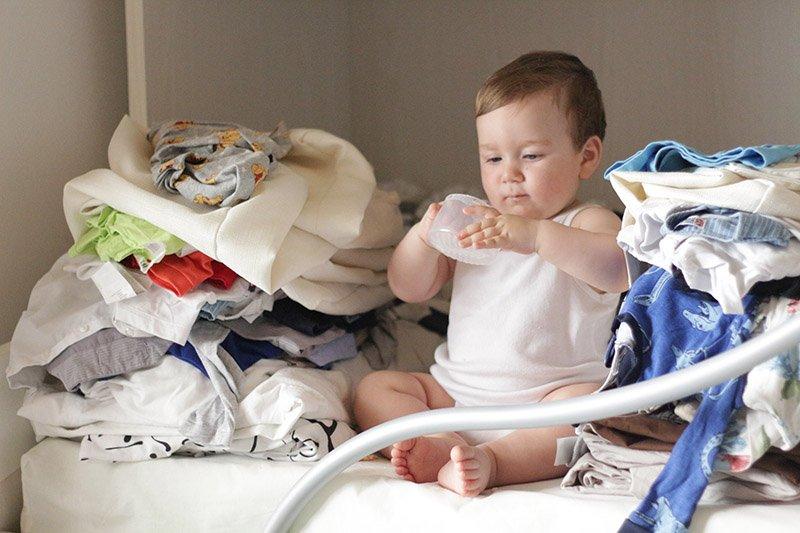 """Favorito La mamma """"casalinga"""": i vestiti dei neonati   MammaCheVita GT54"""