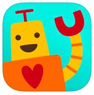 Robot Party app