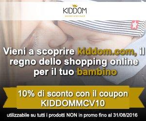 Kiddom.com codice sconto