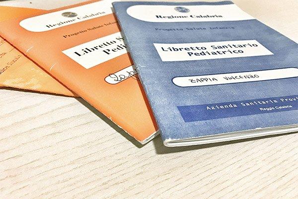 Libretto sanitario pediatrico vaccini anterpima mammachevita - Libretto sanitario per lavoro cucina ...