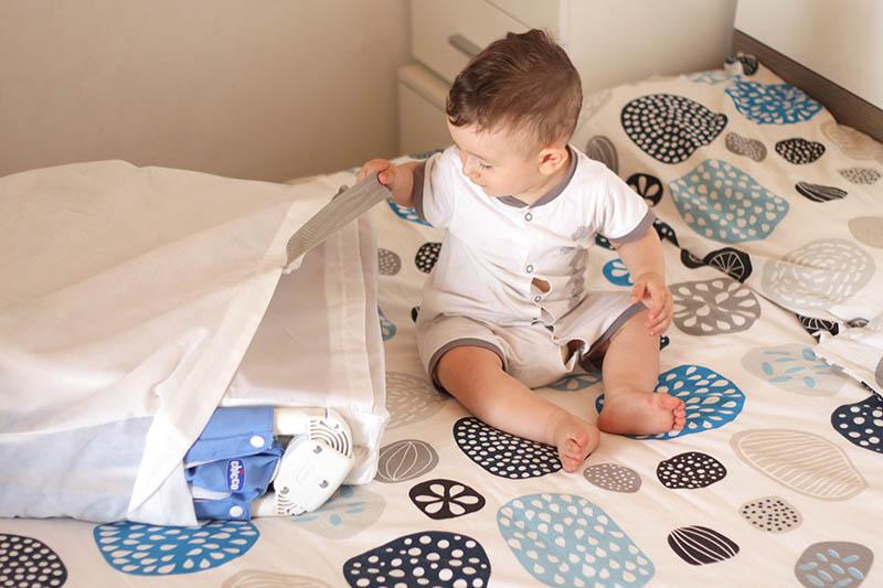 Camerette Chicco 2014 : La culla e lettino lullago zip è la giusta soluzione in casa e in